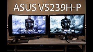Asus VS239H-P Review