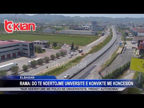 Rama: Do Te Ndertojme Universitete E Konvikte Me Koncesion