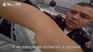 Русский Спайдермен  Павел Гогулан залез на крышу мексиканской высотки