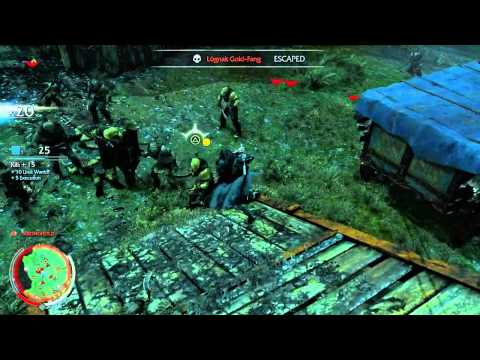 Middle-earth: Shadow of Mordor: Giant Bomb Quick Look