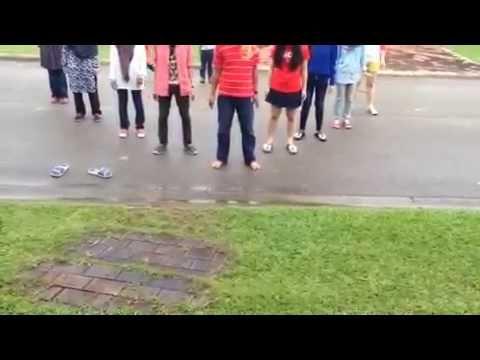 Awak Kat Mana dance by 3M