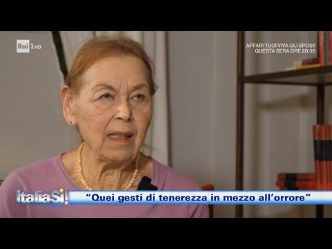Testimoni della Shoah: Edith Steinschreiber Bruck - ItaliaSì! 23/01/2021
