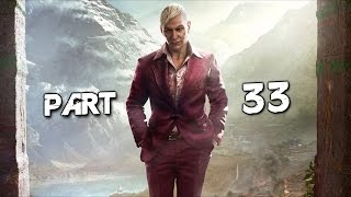 Far Cry 4 Walkthrough Gameplay Part 33 - Take Cover - Campaign Mission 29 (PS4)