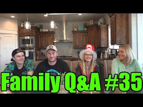 Family Q&A on Friday #35 February 26th 2016