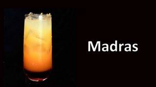 Madras Cocktail Drink Recipe
