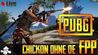 🔴 Playerunknown's Battlegrounds 🐔 | Chick0n Ohne Ö | FPP | Deutsch / German | Live #483