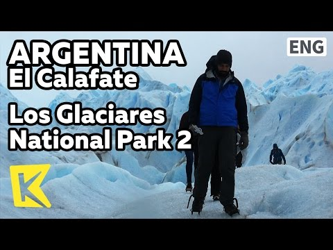 【K】Argentina Travel-ElCalafate[아르헨티나 여행-엘칼라파테]로스글래시아레스국립공원2/Glacier/Trekking/NationalPark