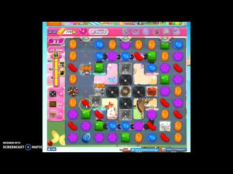 Candy Crush Level 2473 help w/audio tips, hints, tricks