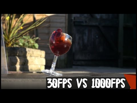 Download Youtube: 30fps vs 1000fps Slow Motion Destruction | PBTV