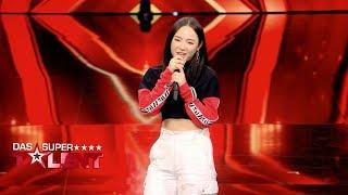 Asiens Megastar Jannine will Supertalent werden! | Das Supertalent 2018 | Sendung vom 15.12.2018