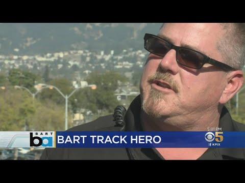G BiZ - Bart Supervisor Saves A Life On The Job!