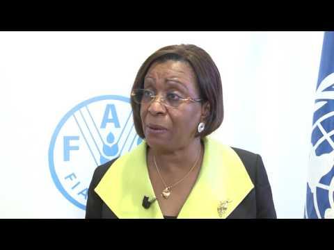 Déclaration de Flore Mistoul, Ministre de la protection de l'environnement, République du Gabon