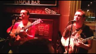 Huckleberry Jam - New York Girls (The Merchants Arch, Dublin, Jan 2014)