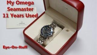 Omega Seamaster 11 years Used : Eye-One-Stuff