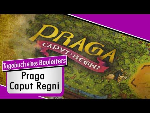 Praga Caput Regni - Spezial - Tagebuch eines Bauleiters - Let's Play - Spiel doch mal!