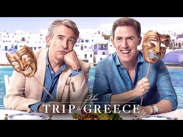 The Trip To Greece - Official Trailer