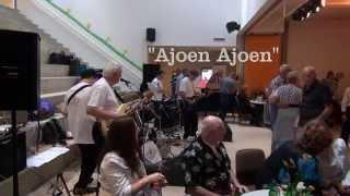 The East & West Rockers  -  Ajoen Ajoen (live in Rijswijk, 27 september 2015)