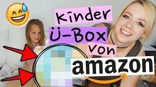 Spielzeug Überraschungspaket von Amazon 😱 Was ist drin?