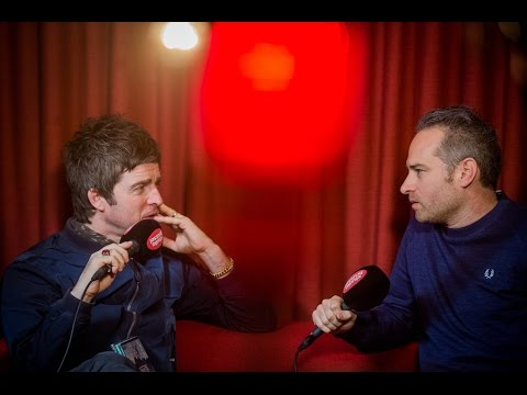 Interview with Noel Gallagher