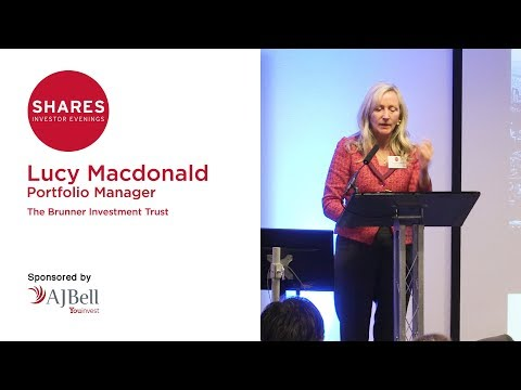 Lucy Macdonald, Portfolio Manager - The Brunner Investment Trust (BUT)