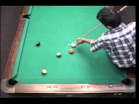 Efren Reyes creative straight pool