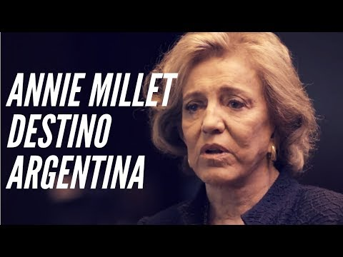Connections - Annie Millet, President of Destino Argentina