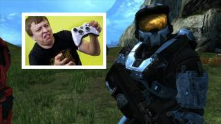 Red vs. Blue: Sarge and Church's Guide to Gaming Online(Sarge and Church give you the lowdown on proper gaming etiquette., 2011-08-23T14:59:21.000Z)