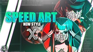 """THE NEW """"X"""" STYLE. ENJOY GUYS! -PSD X STYLE [At 50 Likes] - Templat..."""