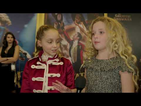 The Greatest Showman Interview Johnson  Seely 1 streaming vf