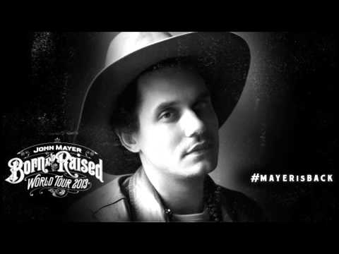 John Mayer - Live in Philadelphia (Born & Raised Tour)