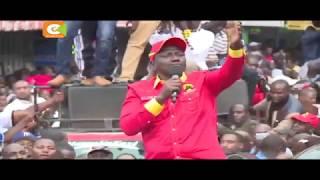 Uhuru aongoza mkutano wa kupanga kampeni za Jubilee