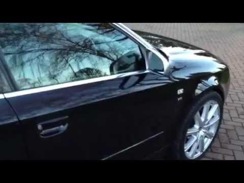 Audi S4 B7 V8 4.2 B7 exterior review test exterior Miltek Exhaust 19