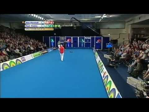 World Indoor Bowls Final 2011