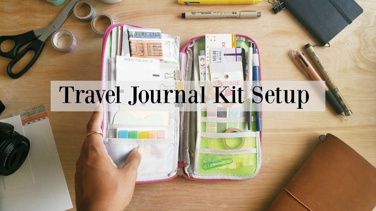 travel journal 1 02 I wanted a journal that i could easily refill with my preferred paper from an easily  accessible source the midori traveler is probably the best.