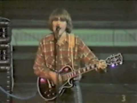 """Creedence Clearwater Revival - """"Bad Moon Rising"""" (Live April 1970)"""