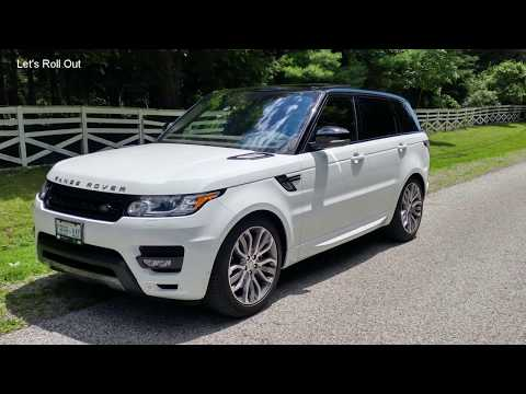 The 2017 Range Rover sport review.   is this the pinacle of what an SUV should be?