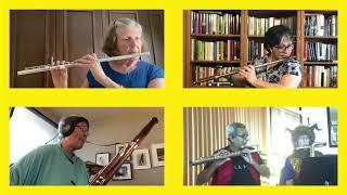 Beauty & the Beast Arranged for Flute Choir