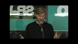 Shahak Shapira – Poetry-Slam oder Trump Rede?
