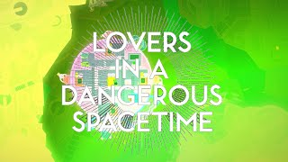 Menschliches Versagen |[#21]|Lovers in a dangerous Spacetime [Koop][Ger]