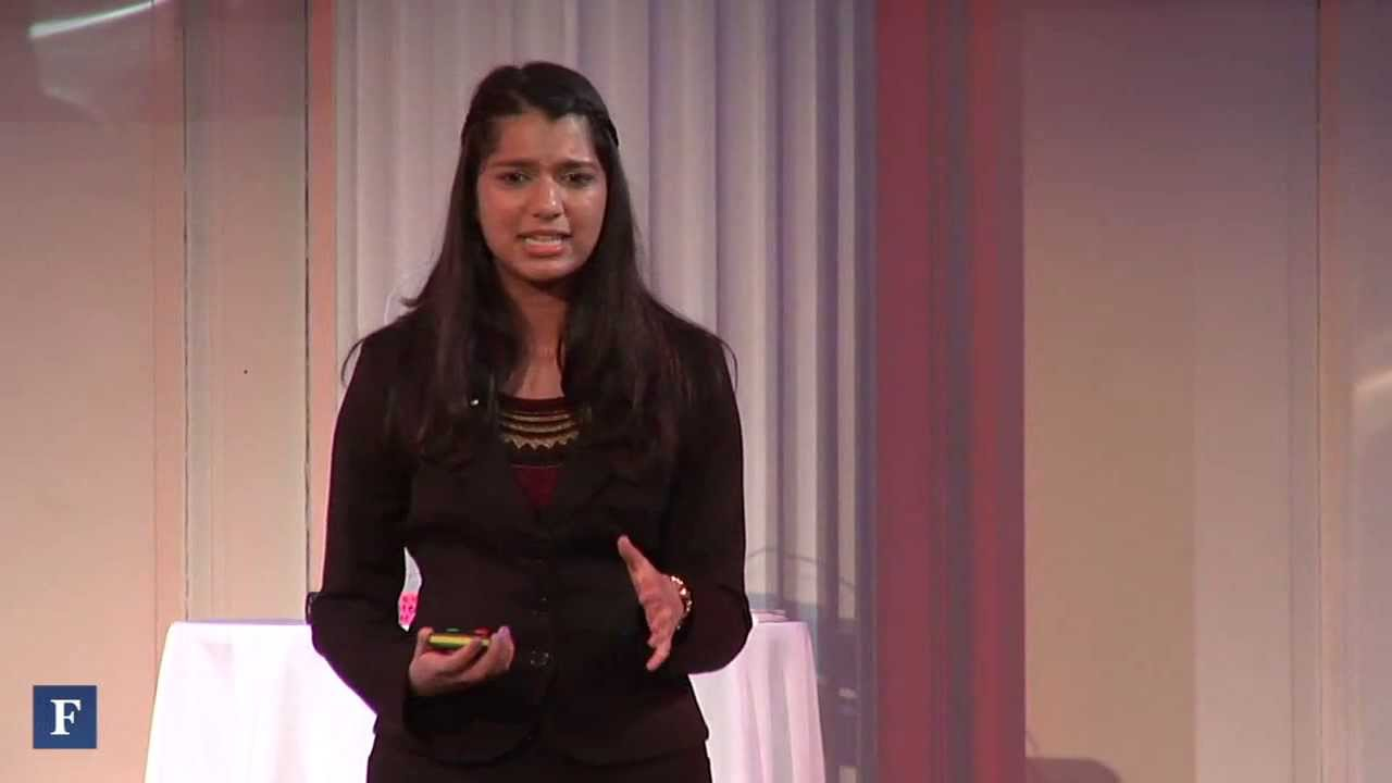 Ruchi Shah: Forbes Women's Summit