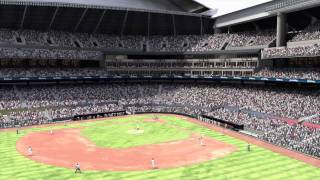 MLB® 12 THE SHOW™ - Marlins Park Trailer