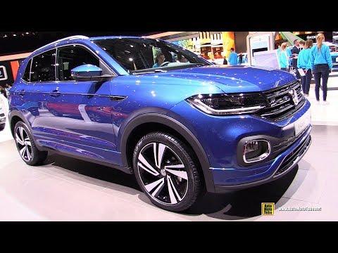 2020 Volkswagen T-Cross R-Line - Exterior and Interior Walkaround - 2019 Geneva Motor Show