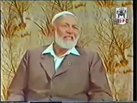 Ahmed Deedat On Pakistan Television (Interview)