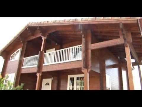 Casas de madera carbonell en barcelona tarragona lleida - Casas de madera barcelona ...