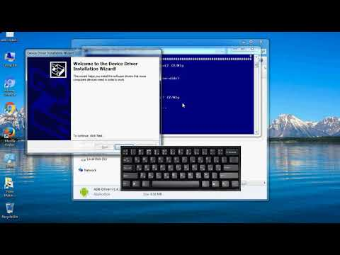How to Install ADB USB Driver on Windows 10, 8, 7, Vista, XP