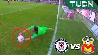 ¡Corona Ataja el Penal! | Cruz Azul 2 - 3 Morelia | Liga Mx - AP 19 - J 14 | TUDN