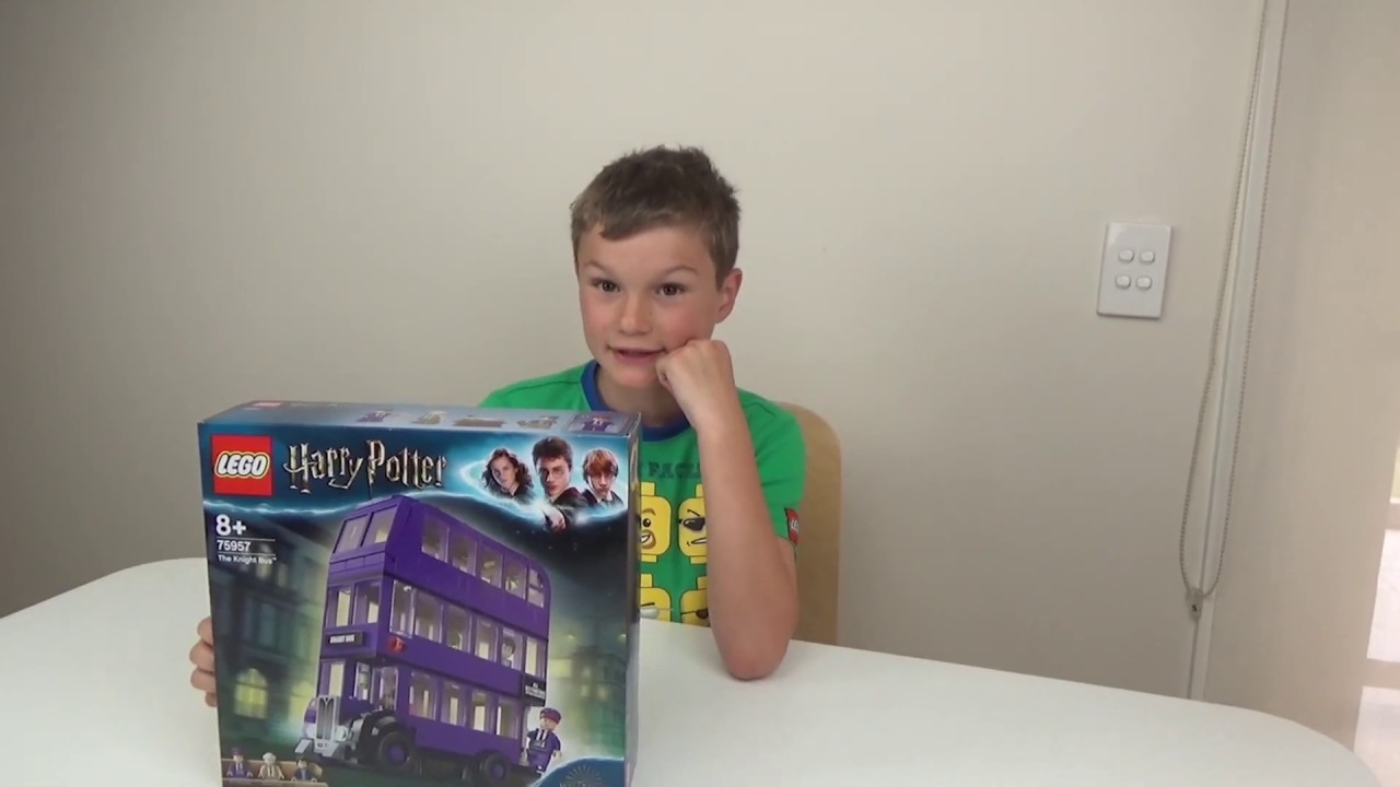 Harry Potter The Knight Bus Lego #75957