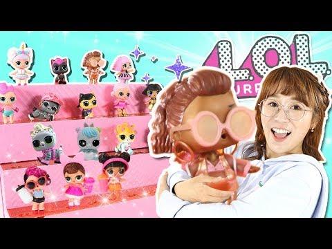 超美LOL驚喜娃娃旗艦店人偶收納盒!一起完成各種任務吧!小伶玩具 | Xiaoling toys