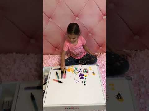 Art & Play Activity Light Box 5-in-1