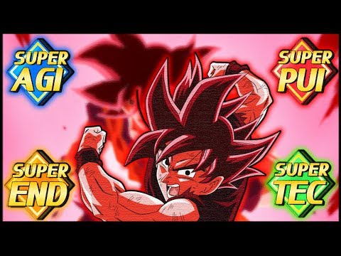 TOP 4 GOKU KAIOKEN | SHOWCASE KAIOKEN PUI 100% & TEC ARBRE GRATUIT | DRAGON BALL Z DOKKAN BATTLE FR